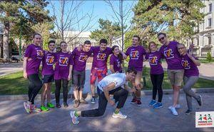 Тренировка Sporter Run. Республиканский волонтерский центр (Фото)