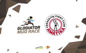 Спортклуб Аматика помогает готовить участников к Glodiator Mud Race