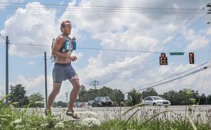A Man Just Won a 314-Mile Race Across Tennessee Wearing Sandals