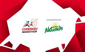 Пробеги самые «витаминные» 10 км на Chisinau Marathon с Naturalis