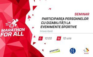 La Chișinău va avea loc seminarul Marathon for All