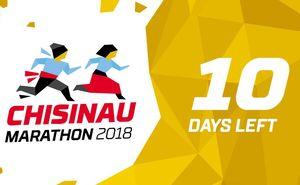 Don't miss the Chisinau International Marathon!