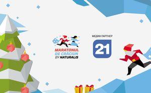 TVC 21 — медиапартнер Maratonul de Craciun by Naturalis 2018