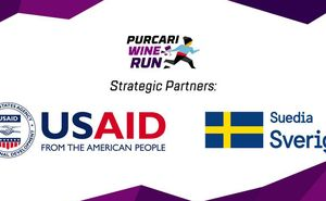 USAID and the Government of Sweden supports Purcari Wine Run 2018