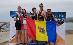 Спортсмены из Молдовы заняли первые места на Xterra Cyprus 2019