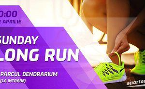 Antrenamentul de alergare de duminică a clubului Sporter
