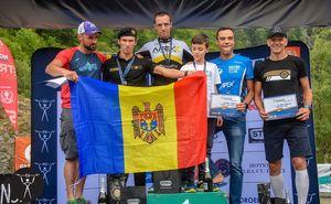 Молдавские триатлеты блестяще выступили на Transfier 70.03
