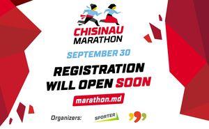 Registration for Chisinau Marathon 2018 starting soon