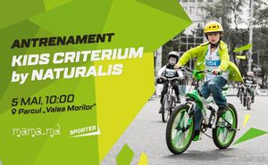 Тренировка Kids Criterium by Naturalis 2018