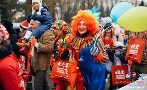 Maratonul de Crăciun by Naturalis: будь тем, кем ты хочешь быть!