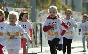 """Începem antrenamentele de pregătire pentru """"Kids Run Day by Naturalis"""""""