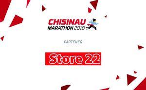 STORE 22: garderobă reînnoită la Maratonul Internațional Chișinău 2018