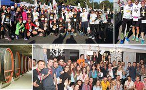 Cei 100 de bancherii din Libra Internet Bank au participat la Maraton