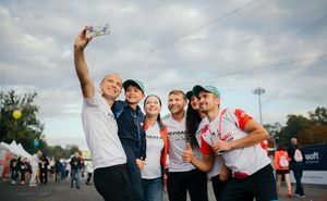 How to get photos from the fifth Chisinau International Marathon