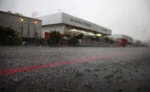 Гран-при Франции. 3-ю практику сорвал дождь