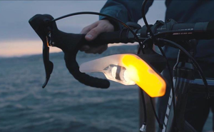 Необычные вещи: поворотники для велосипедов