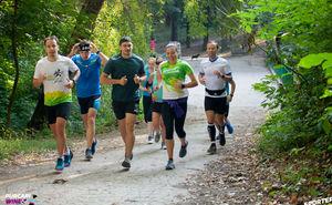 Участники Purcari Wine Run провели подготовительную тренировку