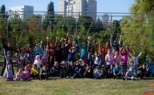 Юные бегуны провели последнюю тренировку в преддверии Kids Run Day 2019