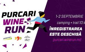 Înregistrarea la Purcari Wine Run 2018 e deschisă