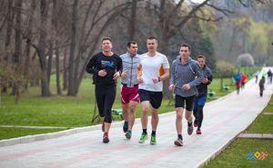Утро выходного дня, посвященное забегу «Sunday Long Run»