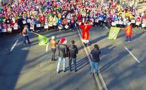 Трейлер предстоящего ролика о Карнавальном забеге 2015 (Видео)