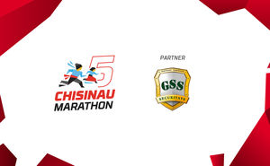 GSS-SECURITATE is your security at Chisinau Marathon