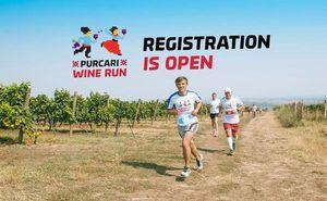 Продолжается регистрация на трейловый забег Purcari Wine Run