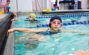 Kids Indoor Triathlon - побудите своих детей к активному образу жизни