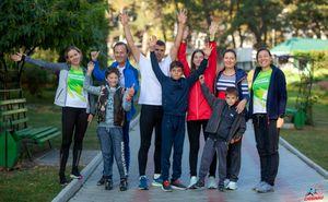 Коллектив Naturalis прошел тренировку перед Кишиневским марафоном