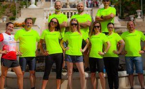 Cum se pregătesc angajații companiei Technosoft pentru Maraton?