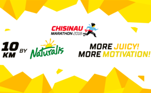 Naturalis juice making the 10-km race more juicy