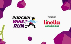 Linella este partener oficial Purcari Wine Run