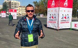 Социальная акция: Поделись теплом на Кишиневском марафоне (Видео)