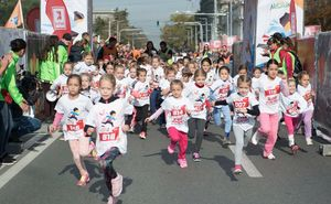 Take advantage of the lowest price and register for KIDS RUN DAY