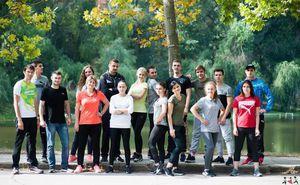 Команда PUMA активно готовится к Кишиневскому Марафону