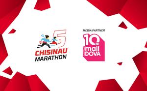 Chisinau Marathon will be supported by Shopping Malldova