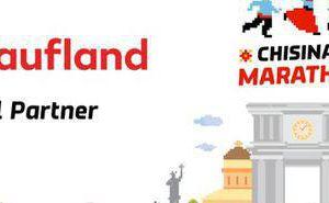 Kaufland – генеральный партнер Кишиневского Международного Марафона