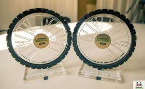 Чемпионов велогонки Chisinau Criterium наградят особенными кубками