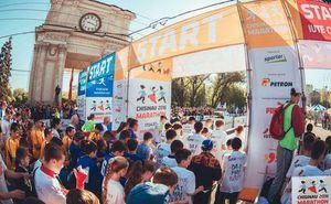 Continuă înregistrarea pentru al treilea maraton din Chișinău