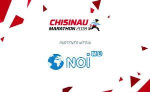 Noi.md — partener media al Maratonului Internațional Chișinău
