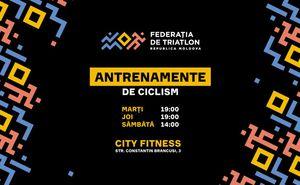 FTRM vă invită la antrenamente de ciclism