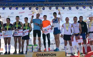 Молдавские спортсмены приняли участие в Bucharest Marathon 2018