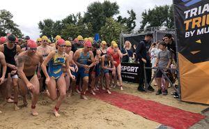 În Chişinău a avut loc al doilea campionat de triatlon Triathlon Triumph