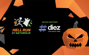 #diez urges you to enter Hell Run by Naturalis 2019