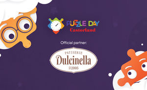 Dulcinella is the official partner of Puzzle Day by Castorland 2019