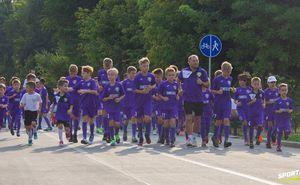 Футбольный клуб Getiсa готовится к Chisinau International Marathon