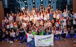 Sporter  поблагодарил волонтеров Chisinau International Marathon