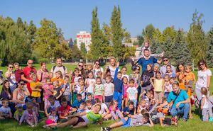 Micii campioni au încheiat pregătirile pentru Kids Run Day