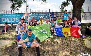 Бегуны Sporter Run стали призёрами марафона Blessing Hearts в Румынии