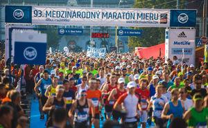 Где проходит самый старый марафон в Европе?
